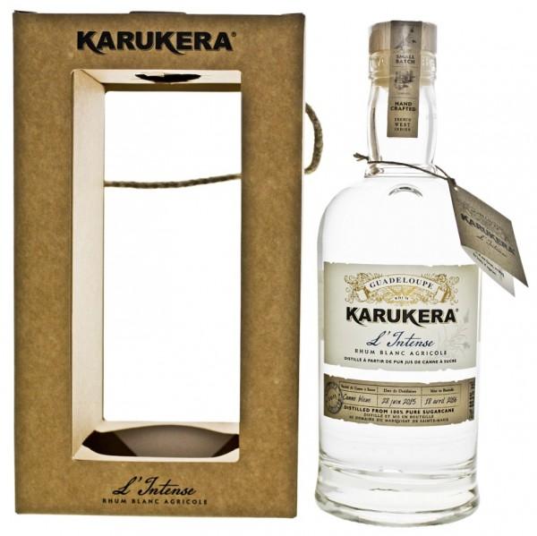 Karukera L´Intense Blanc Agricole Rhum 0,7 Liter 60,3%