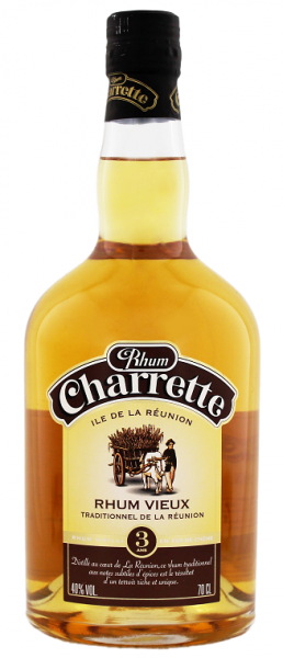 Charrette Traditional 3YO 0,7 Liter