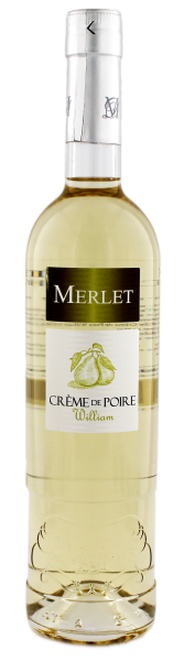 Merlet Creme de Poire William 0,7 Liter 18%
