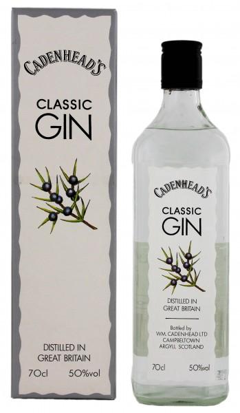 Cadenhead's Classic Gin 0,7 Liter