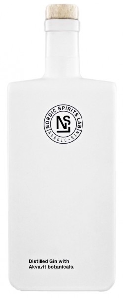 Nordic Spirits Lab Gin 0,5 Liter 41%