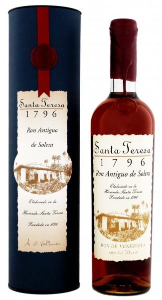 Santa Teresa Solera Rum 1796 0,7 Liter