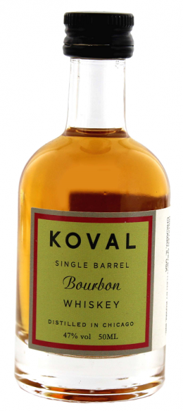 Koval Bourbon Single Barrel 0,05 Liter