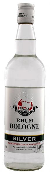 Bologne Silver Agricole Rhum 0,7 Liter 40%
