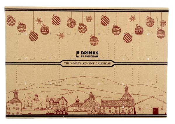 Whisky Craft Adventskalender 0,72 Liter 44,1%