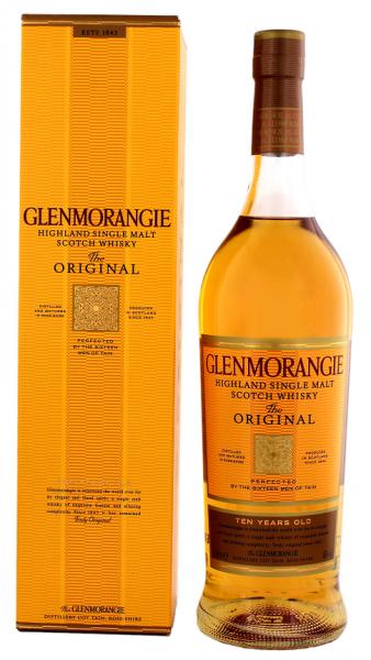 Glenmorangie 10YO The Original Whisky 1 Liter 40%