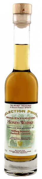 The Secret Treasures Selection Privée Honey Whisky 0,2 Liter 32%