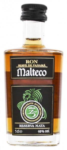 Malteco 15YO Rum 0,05 Liter 40%