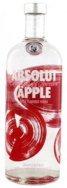 Absolut Orient Apple 1 Liter 40%