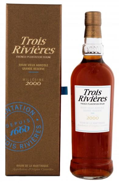 Trois Rivieres Vieux Millesime 2000 0,7 Liter 42%