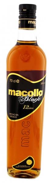 Macollo Black 12YO 0,7 Liter
