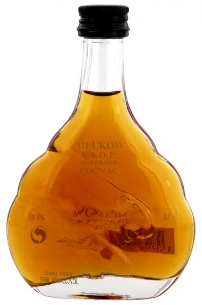 Meukow VSOP Superior 0,05 Liter 40%