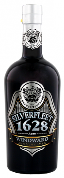 The Secret Treasures Windward Silverfleet 1628 0,5 Liter 40%