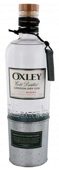Oxley Cold Distilled London Dry Gin - England 1L