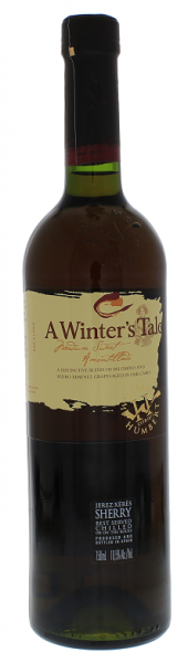 Williams & Humbert A Winter's Tale 0,75 Liter 19,5%