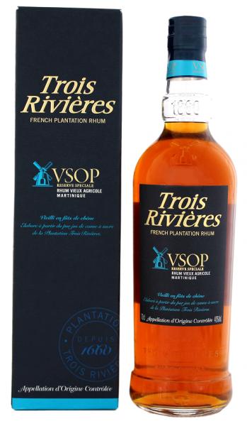Trois Riviéres VSOP Rhum 0,7 Liter 40%