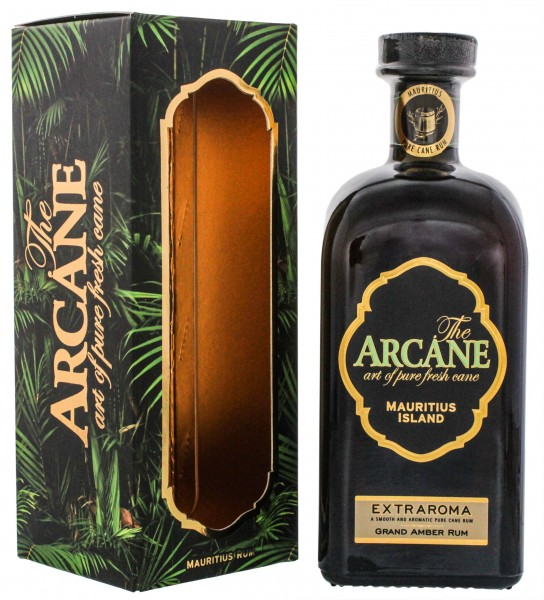 Arcane Extraroma Rum 0,7 Liter 40%