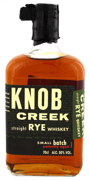 Knob Creek Rye Whiskey 0,7 Liter 50%