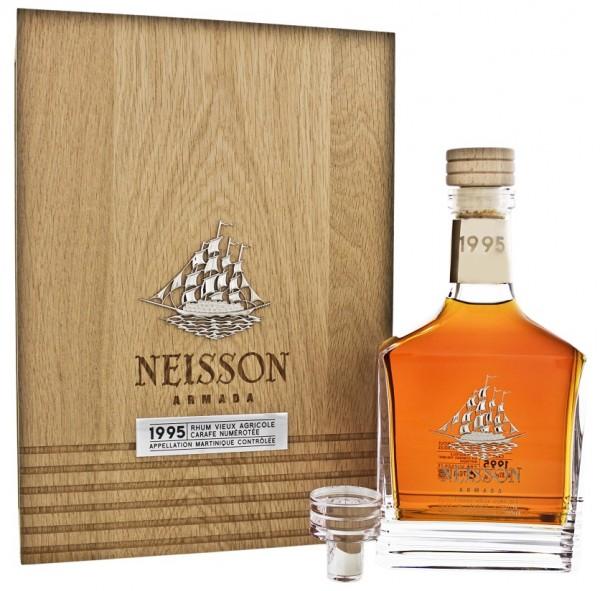 Neisson Armada 1995 Cask 1 Agricole Rhum 0,7 Liter 43,8%