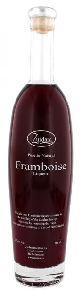 Zuidam Framboise Liqueur 0,7 Liter 20%