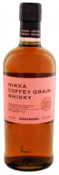 Nikka Coffey Grain Whisky 0,7 Liter 45%
