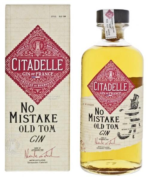 Citadelle Extrêmes No°1 No Mistake Old Tom Gin 0,5 Liter 46%