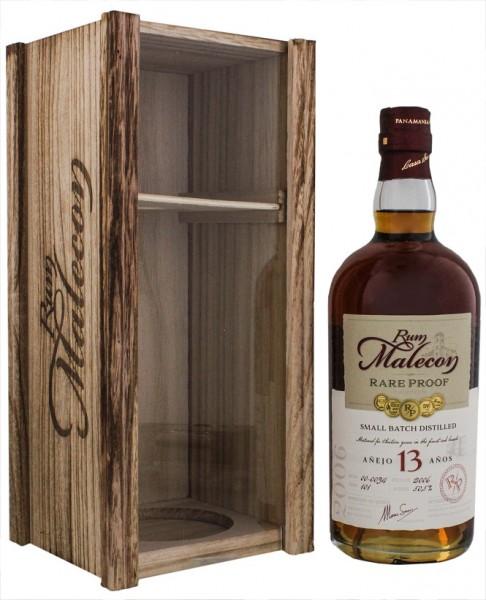Malecon 13YO Rare Proof Rum 0,7 Liter 50,5%