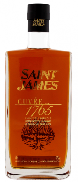 Saint James Cuvee 1765 0,7 Liter