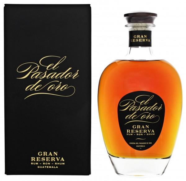 El Pasador de Oro Gran Reserva Rum 0,7