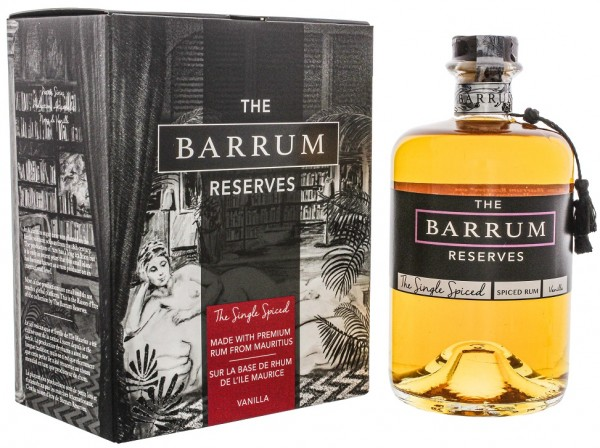 The Barrum Reserves The Single Spiced Vanille 0,7 Liter 40%