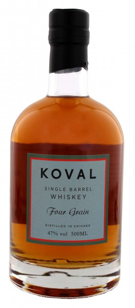 Koval Four Grain Single Barrel 0,5L