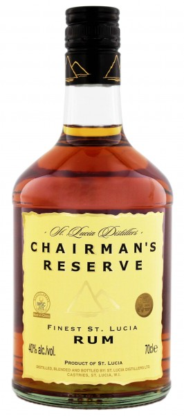 Chairman's Reserve Rum 0,7 Liter 40%