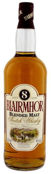 Blairmhor 8YO Blended Malt Whisky 1 Liter 40%