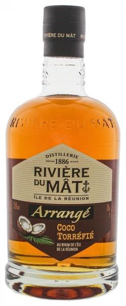 Riviere du Mat Arrangé Coco Torrefie 0,7 Liter 35%