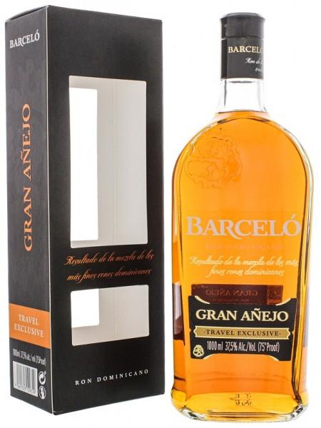 Ron Barcelo Gran Anejo 1 Liter 37,5%