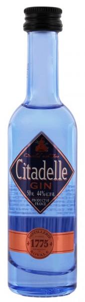 Citadelle Gin Miniatures 0,05 Liter 44%