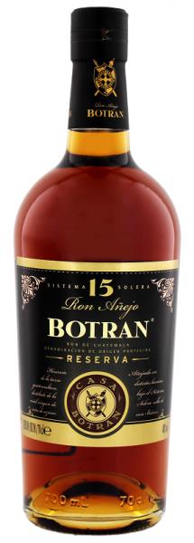 Botran Reserva 15YO Solera 0,7 Liter