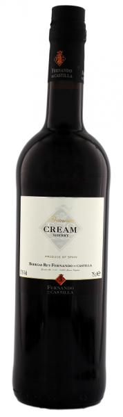 Fernando de Castilla Premium Cream Sherry 0,75 Liter