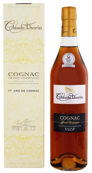 Claude Thorin Cognac VSOP Grande Champagne 0,7 Liter 40%