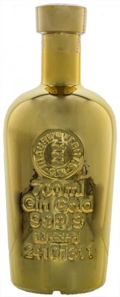 Gold 999.9 Gin 0,7 Liter 40%