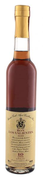 Los Valientes 10YO Anejo Rum 0,5 Liter 40%