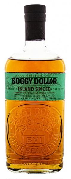 Soggy Dollar Island Spiced 0,7 Liter 35%