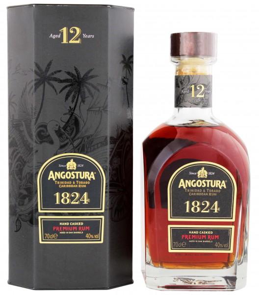 Angostura 1824 12YO Trinidad & Tobago Rum 0,7 Liter 40%