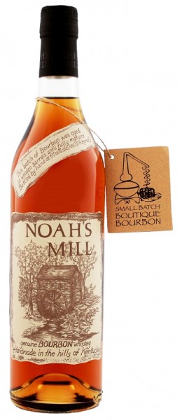Noah's Mill Bourbon Whiskey 0,7 Liter 57,15%