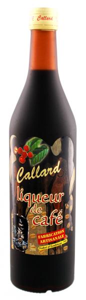 Callard Liqueur de Cafe 0,7 Liter