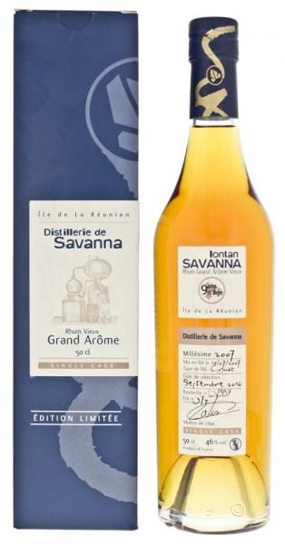 Savanna Lontan 9YO Grand Arome 2007/2016 Rhum 0,5 Liter 46%