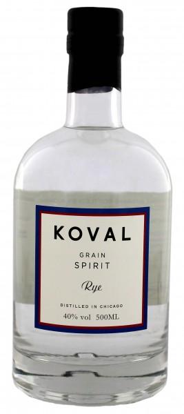 Koval White Rye Whiskey 0,5L