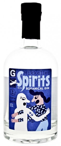 Mikkeller Spirits Botanical Navy Strength Gin 0,5 Liter 57%