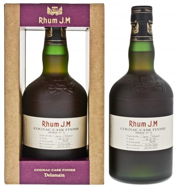 JM Rhum 2006/2017 Cognac Cask Finish Serie No. 2 0,5 L