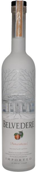 Belvedere Pomarancza 1 Liter 40%